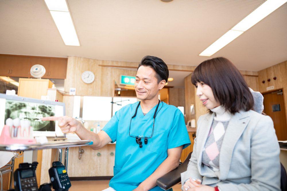 定期健診|花巻市の徳富歯科医院