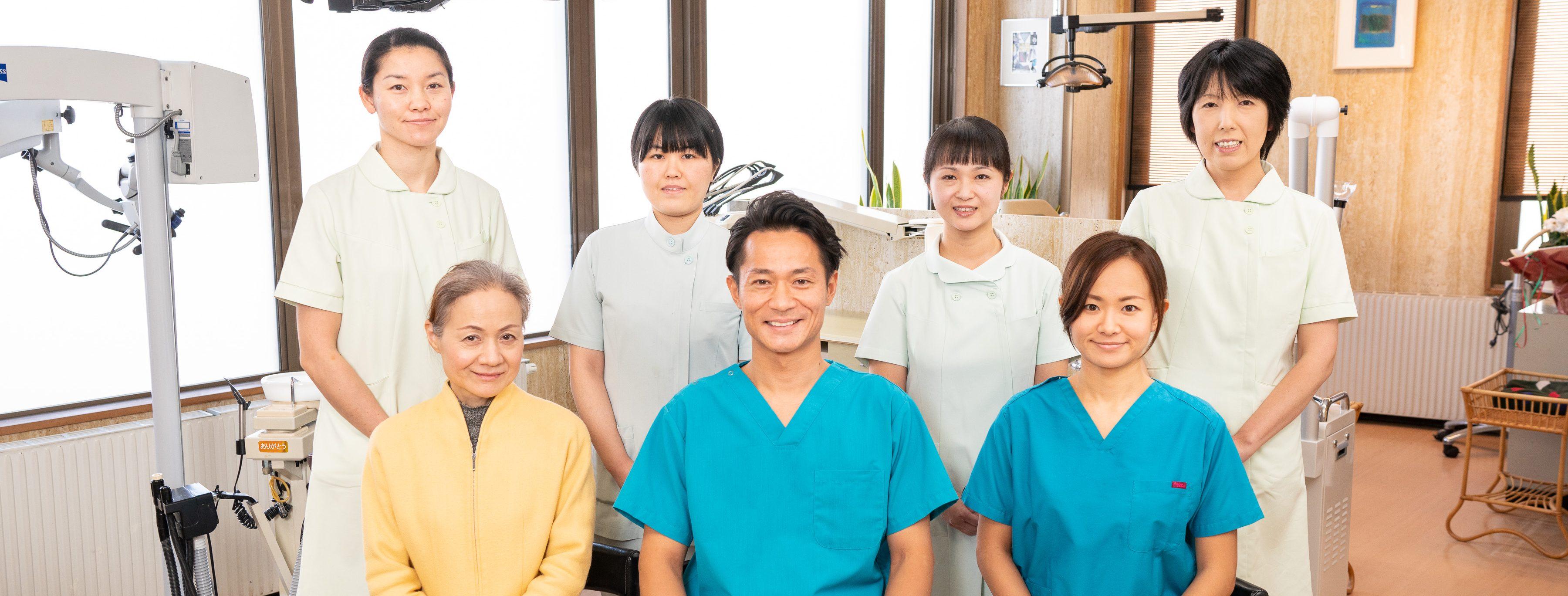 徳富歯科医院|花巻市