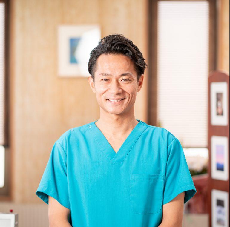徳富文彬|花巻市の徳富歯科医院