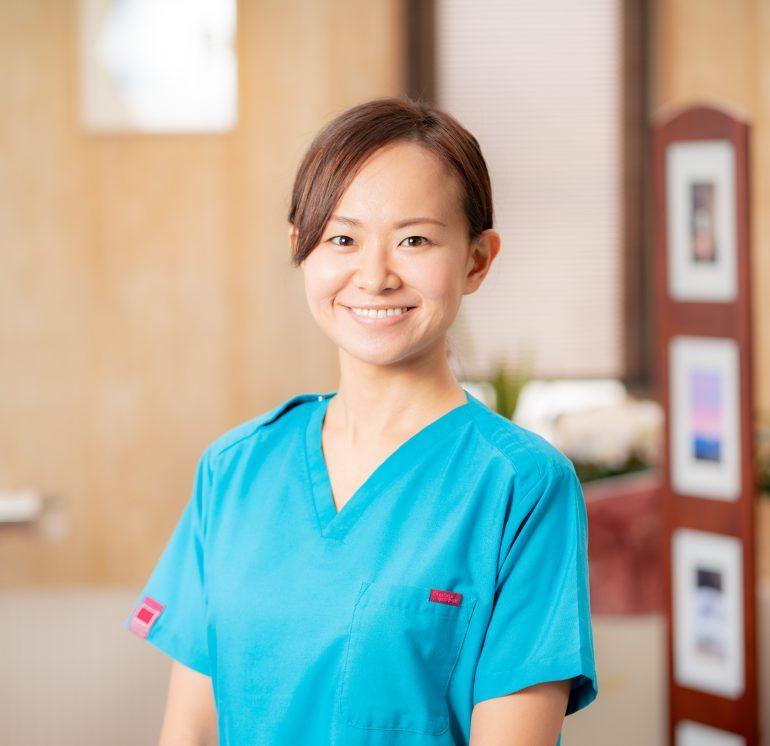 徳富琴子|花巻市の徳富歯科医院